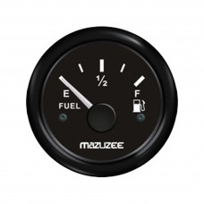 Fuel Gauge - Black