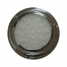 LED Dome Switch Light S.S. - Surface Mount