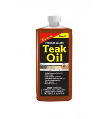 Premium Golden Teak Oil