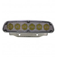 Deck Light LED Flood Type, 10-30VDC