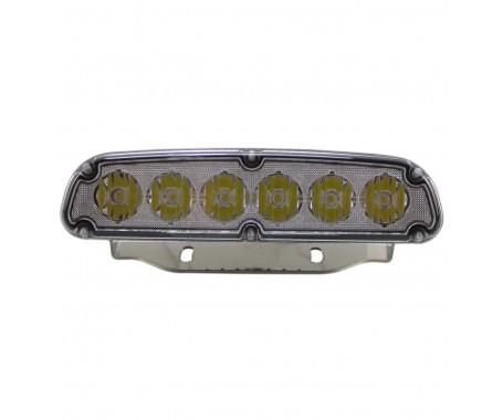 Deck Light LED Flood Type, 10-30VDC