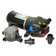 Water Pressure Controlled Pump