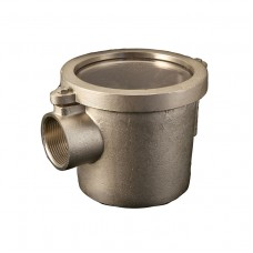 Nickel Plated Water Strainer
