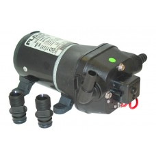 Water Pressure Controlled Pump With Internal Bypass