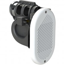 HURRICANE Built-in air horn with grill