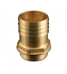 Brass Male Hose Connection