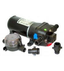 Water Pressure-controlled pump