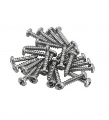 Metal Screws 18-8 SS
