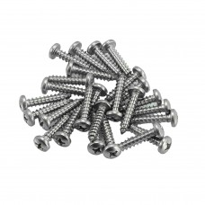 Metal Screws 18-8 SS