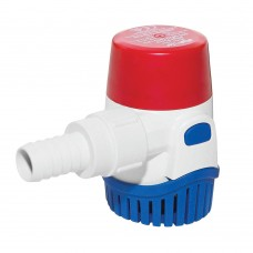 Rule Bilge Pump 500 GPH - (M25SA, M25DA & M25DA-24)