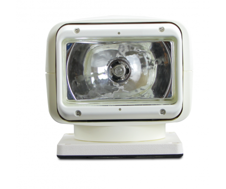 360° H9 Halogen Searchlight - MZHSL1W (168,200 Candle Power)