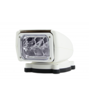350° Osram LED Searchlight (245,000 Candle Power) - (MZLSL1W)