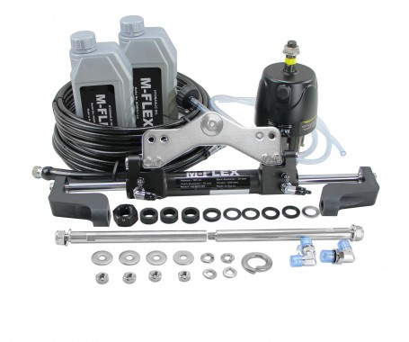 M-FLEX Hydraulic Steering System - 150HP