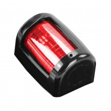 LED Mini Red Port Navigation Light - (00021-BKLD)