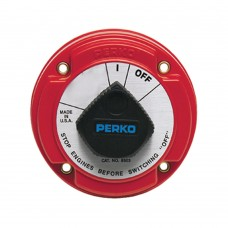 Battery Switch - On/Off - Perko USA