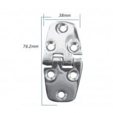 Stainless Steel Hinge 316 008512