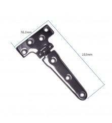 Hinge - AISI 316 Model No: 008806