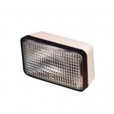 Deck Flood Light - Surface Mount Size: 130mm x 80mm