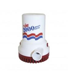 Rule Bilge Pump 2000 GPH
