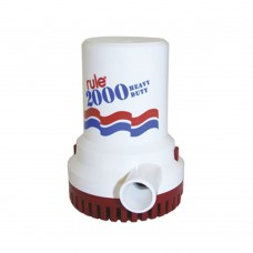Rule Bilge Pump 2000 GPH