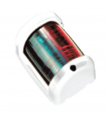 Mini Red & Green Combination Navigation Light - (00051-WH)