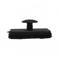 Scrubber/Coarse (Black) - 040020