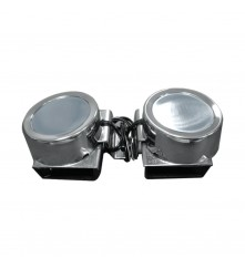 Dual Compact Horn