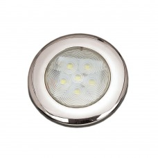 LED Ceiling Light (SM) - 00758-BU & 00758-WH
