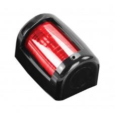 LED Small Red Port Light (BLACK)