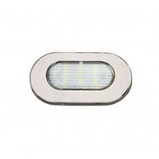 LED Ceiling Light - Flush Mount 00767-BU & 00767-WH