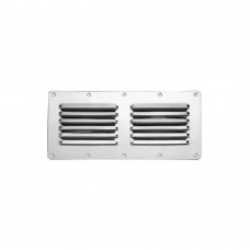 Louvered Vent, S.S. 304 - 2 Column