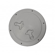 Non Skid - White Deck Plate - 11""