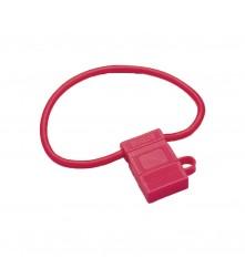 Waterproof Fuse Holder - Red