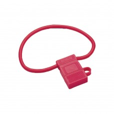 Waterproof Fuse Holder - Red