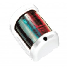Small Red & Green Combination Light (WHITE)