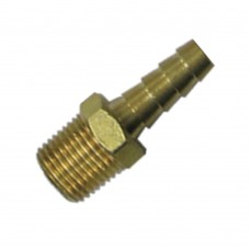Brass Fuel Hose Barb - Suitable for 18-14550 & 18-14573