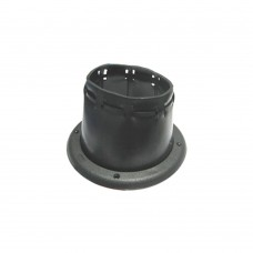 """Black Cable Boot - 3"""""""