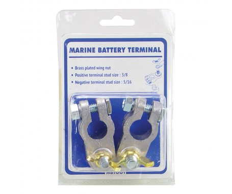 Marine Battery Wing Nut Terminals MBT001