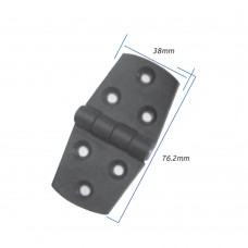 Black Plastic Hinge Model: 52563-BK