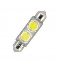 Festoon Blue LED Bulb for Navigation Light -12V