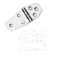 Stainless Steel Hinge 304 - 52550