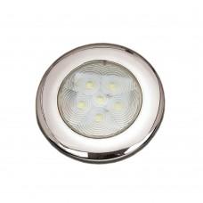 LED CEILING LIGHT (SM) - 00758-BU & 00758-WH