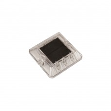 Solar Powered LED Dock Light (SM) - 01640-WH