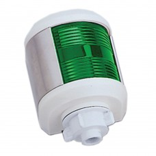 LED Green Starboard Light - For Boats Up To 20M