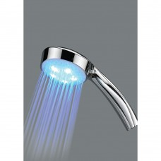 LED Color Change - Hand Held Shower Head 60002