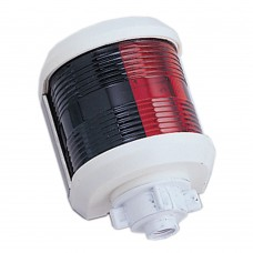 Red & Green Combination Bow Navigation Light - Boats up to 20m - (00152-WH)