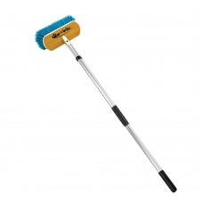 """Extending Handle 3'-6' with 8"""" in Wood Block Brush - 040157"""