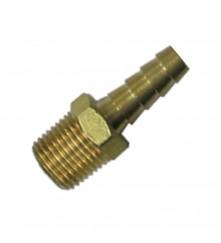 Brass Fuel Hose Barb - Suitable for 18-14550 & 18-14573