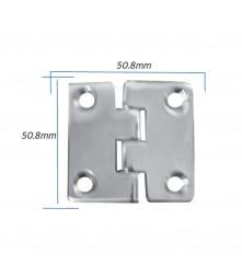 Stainless Steel Hinge 316 Model No: 008511
