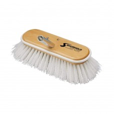"10"" Stiff Deck Brush"
